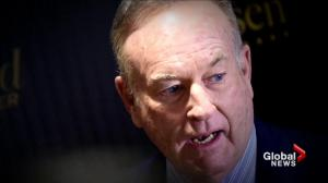 Fox News Channel fires host Bill O'Reilly