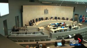 Edmonton city council lets bureaucrats make call on city hall security
