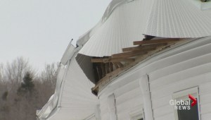 Lower Sackville lodge surveying damage after snow causes roof collapse