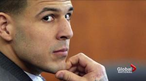 Ex-NFL player Aaron Hernandez found dead in jail cell