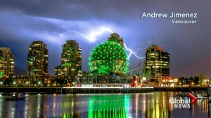 BC Evening Weather Forecast: May 3