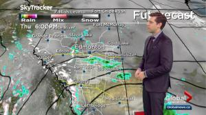 Edmonton Weather Forecast: March 28