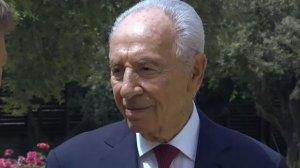 Former Israeli president Shimon Peres dead at 93