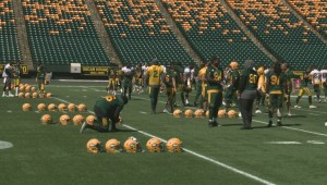 Edmonton Eskimos equipment manager to work 1000th CFL game