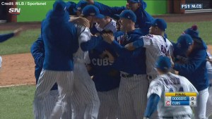 Cubs advance to World Series for 1st time since 1945