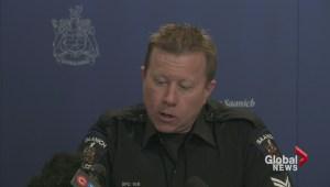Saanich murder-suicide raises domestic violence concerns