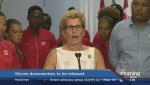 Kathleen Wynne documentary to be released