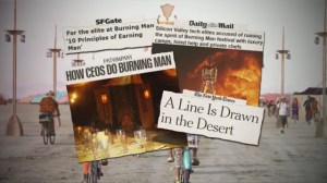 Burning Man becomes networking opportunity for Silicon Valley elite