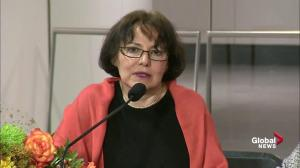 Freed Canadian-Iranian professor Homa Hoodfar arrives in Montreal