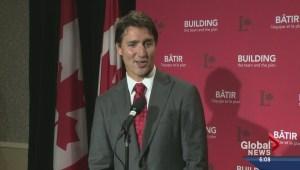 Iveson tells Trudeau what Edmonton needs