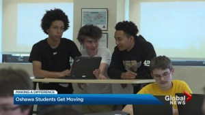 Oshawa high school helping students to focus by allowing them to exercise in class