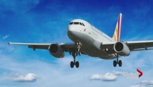 French prosecutors says  co-pilot of Germanwings 9525 flight deliberately crashed plane