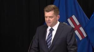 Brian Jean announces agreement in principle to unite