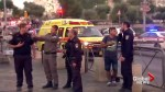 Three Palestinians killed after attacking Israeli officers