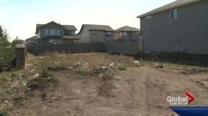 Garbage from construction zones particularly bad in Edmonton