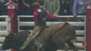 Lumby bull riding event sparks controversy