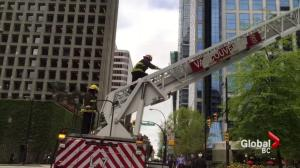 Vancouver firefighter's proposal expected to spread like wildfire on internet