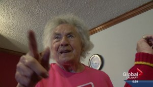 Calgary seniors 'Chillin' in da Dome' video comes with hip hop moves