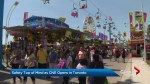 CNE steps up security following terror incidents