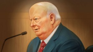 Senator Mike Duffy takes the stand at his own trial in Ottawa