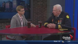 Lifetime achievement award for Nova Scotia fire fighter