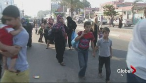 US pushes for truce as Gaza battle rages; UN warns of war crimes