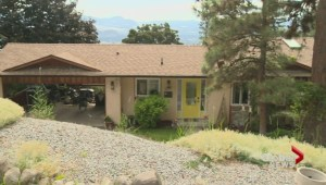 Neighbor credited with preventing a small fire at a West Kelowna home from spreading