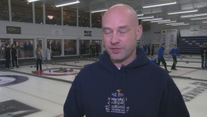 Dave Manser retiring from the Lethbridge Curling Club