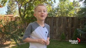 Lethbridge boy is 2016 National Safety Ambassador for The War Amps