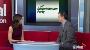 Saskatchewan Party Saskatoon-Meewasin candidate Brent Penner