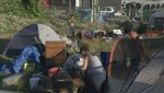 Vancouver tent city obeys eviction order… and moves to another location