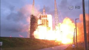 Orion spacecraft launches successfully