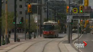 New lanes along revitalized section of Queens Quay leaves drivers confused