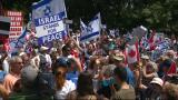 Gaza conflict continues to ignite heated rallies in Toronto