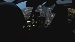 EXCLUSIVE: A behind the scenes fly along with Winnipeg police's AIR-1 helicopter