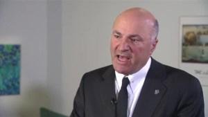Kevin O'Leary lauds John Tory for his emotional fight for tolls against Kathleen Wynne