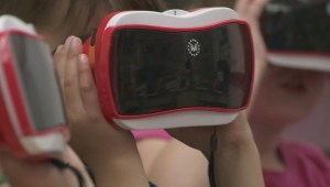 Virtual reality field trips for students?
