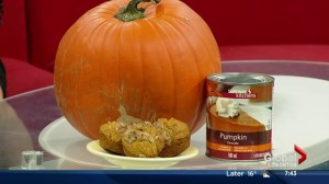 Ask A Dietitian: pumpkin