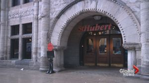St-Hubert sold to Cara