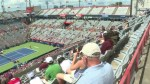 Rogers Cup underway in Montreal