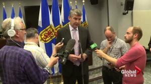 Premier Stephen McNeil backs away from carbon price criticisms