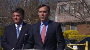 No new measures for home buyers in the GTA : Bill Morneau
