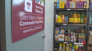 Food banks becoming a growing need for students