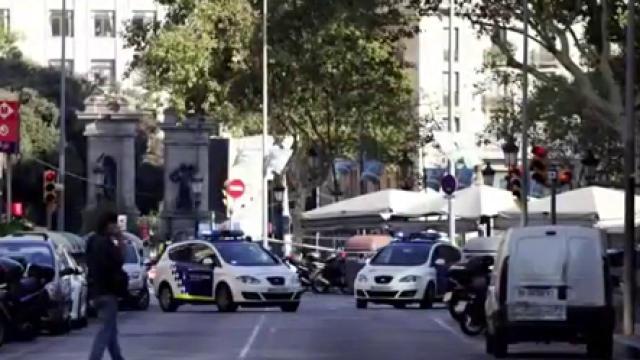 Barcelona terror attack suspect admits larger plot