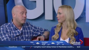 HGTV hosts of The Expandables preview Winnipeg Renovation Show