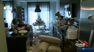 Damages could hit $150,000 in Calgary home trashed by Airbnb renters