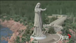 Controversy surrounds 'Mother Canada' statue proposed for Cape Breton