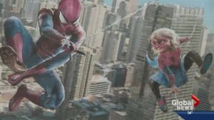 SpiderMable gets Marvel-worthy honour from Edmonton artists