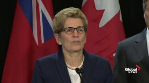 Wynne, Tory discussed refugee settlement plan for Toronto