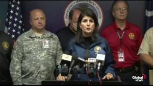 S.C. governor Nikki Haley reports three fatalities so far during state of emergency
